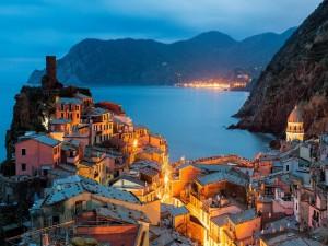 Postal: Portofino y Mar de Liguria (Italia)