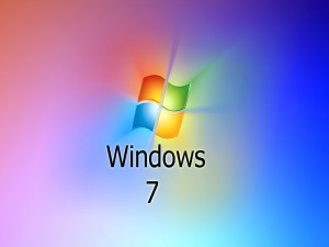 Postal: Windows 7 y colores
