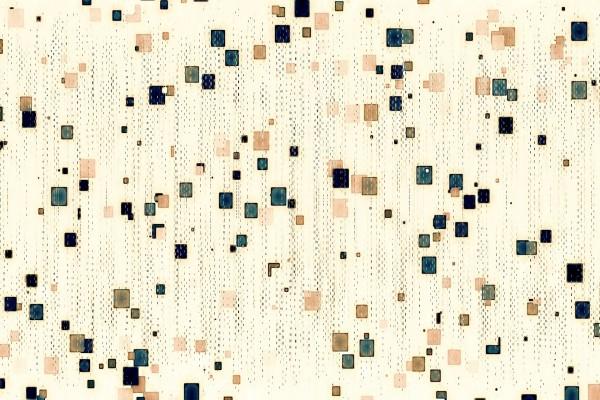 Textura de varias formas y colores