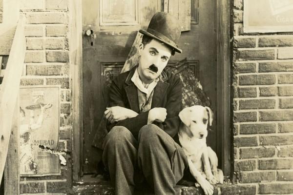 Vida de perro, película de Charles Chaplin