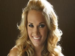 La cantante y actriz Carrie Underwood