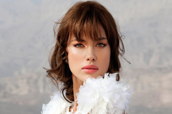 La modelo Irina Shayk
