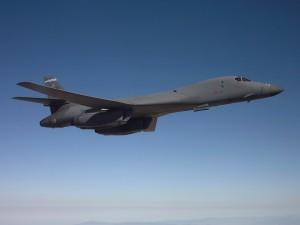 Postal: Bombardero B-1B