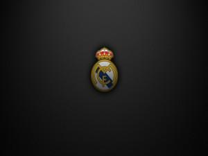 El escudo del Real Madrid C.F.