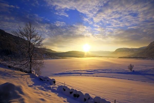 Blanco amanecer