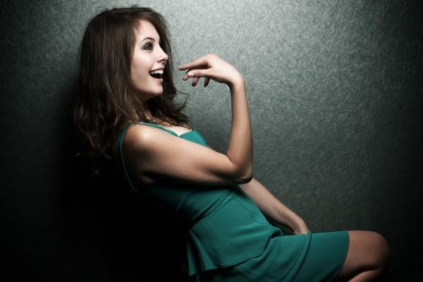 La actriz Willa Holland