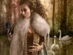 La princesa cisne