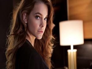 La guapa Bárbara Palvin