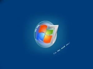 Postal: ¡Soy el siguiente! Windows 7