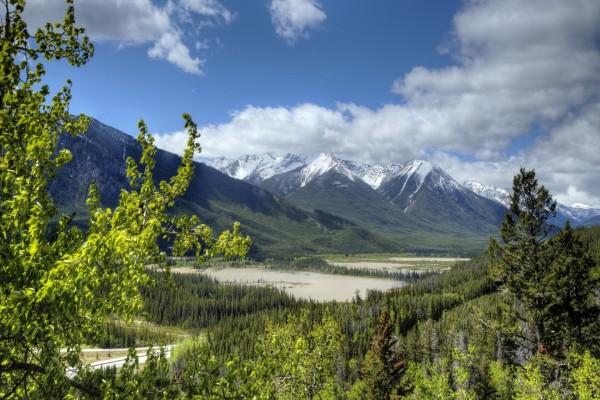 Parque Nacional Banff, Alberta (Canadá)