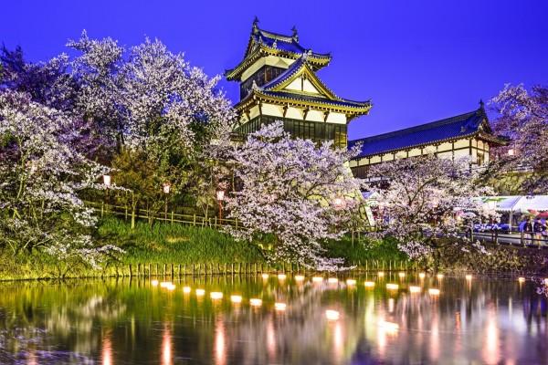 Castillo Koriyama (Japón)