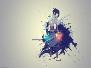 Sasuke Uchiha, del clan Uchiha (Naruto)