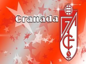 Postal: Escudo Granada C.F.
