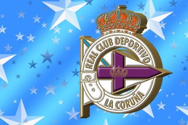Escudo Real Club Deportivo de La Coruña