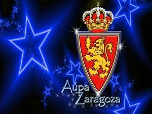 Postal: Escudo Real Zaragoza