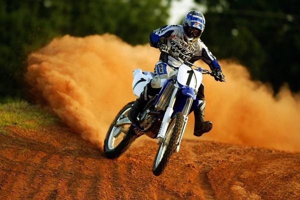 Moto nº 1 Yamaha