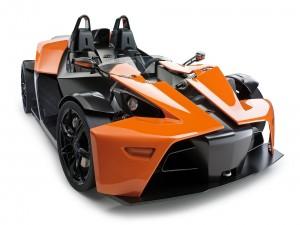 Deportivo KTM X-Bow