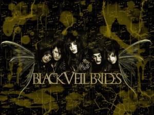 Postal: Black Veil Brides