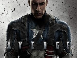 Postal: Avenge, Capitán América