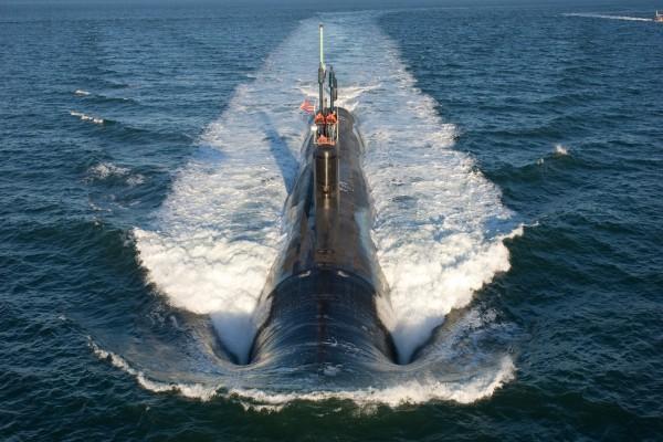El submarino SSN-774