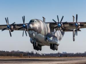 Turbohélice An-22 Antei