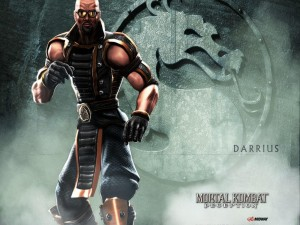 "Darrius ""Mortal Kombat: Deception"""