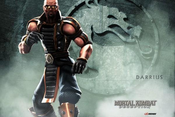 "Darrius ""Mortal Kombat: Deception"""