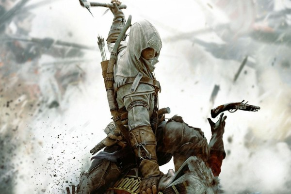 Batalla en Assassins Creed 3