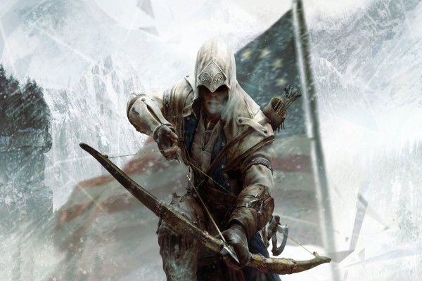 Lucha con arco en Assassin's Creed 3