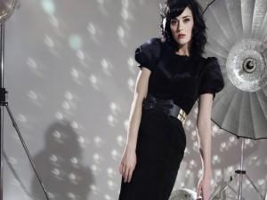 Postal: Katy Perry en una sesión de fotos
