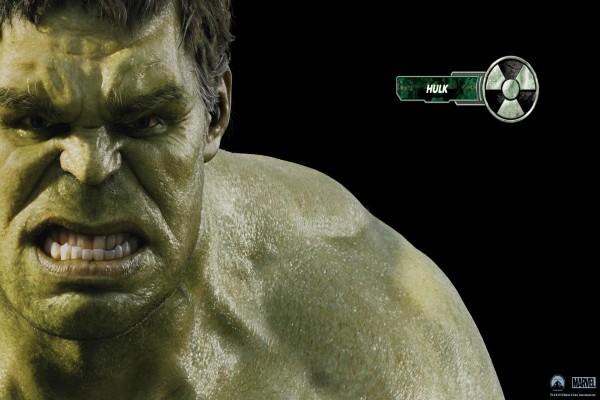 """Hulk en """"The Avengers """""""