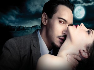 Dracula, la serie