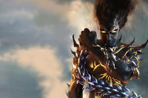 """El Príncipe oscuro """"Prince of Persia: Las Dos Coronas"""""""
