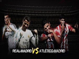 Real Madrid vs Atlético de Madrid: Champions League 2014