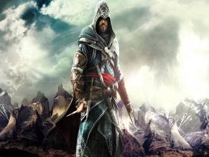 Montañas en Assassin's Creed Revelations