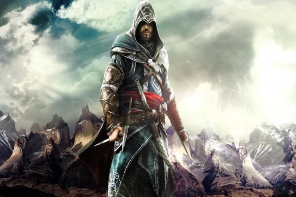 Montañas en Assassin's Creed Revelations