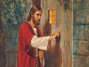 Jesús llama a tu puerta