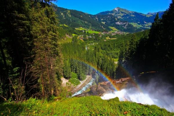 Cataratas Krimml, Austria