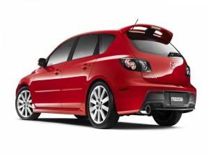 Mazda Speed 3
