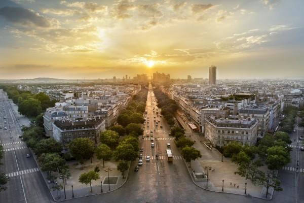 Calles de París, Francia