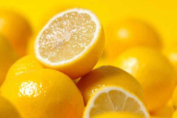 Limones, fuente de vitamina C