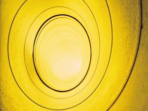 Túnel amarillo