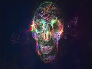 Cráneo brillante