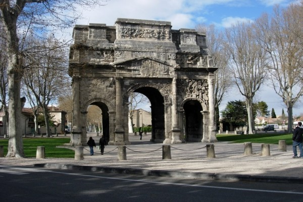 Arco de Triunfo de Orange