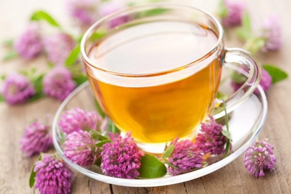 Té y florecillas