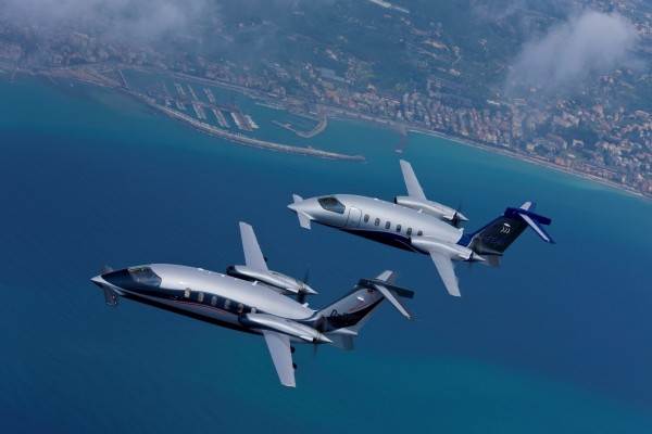 Dos jets privados