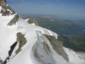Macizo de Jungfrau, Suiza