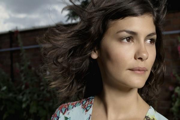 La actriz francesa Audrey Tautou