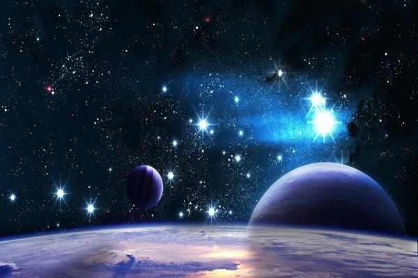 Hermosa imagen del Universo