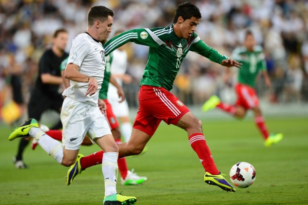 Partido de la Selección Mexicana